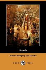 Novelle by Johann Wolfgang von Goethe