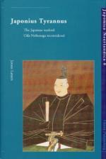 Oda Nobunaga by
