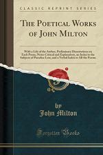 On Shakespeare by John Milton