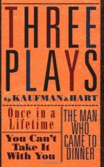 Once in a Lifetime by Moss Hart