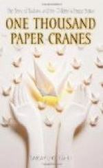 One Thousand Paper Cranes: The Story of Sadako and the Children's Peace Statue by Ishii Takayuki