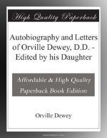 Orville Dewey by