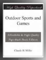 Outdoor Sports and Games by