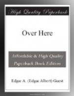 Over Here by Edgar Guest
