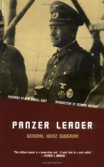 Panzer Leader by Heinz Guderian