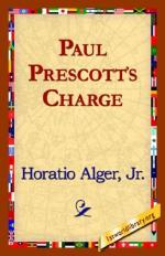 Paul Prescott's Charge by Horatio Alger, Jr.