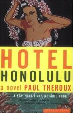 Paul Theroux by