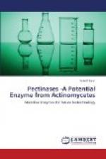 Pectinase by