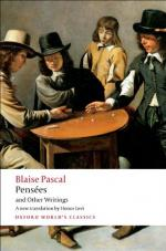 Pensees and Other Writings by Blaise Pascal