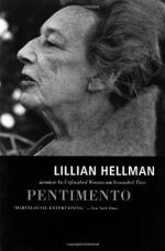 Pentimento (book) by Lillian Hellman