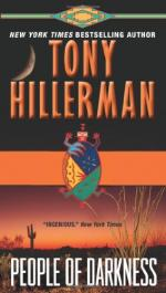 People of Darkness by Tony Hillerman