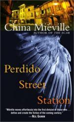 Perdido Street Station by China Miéville