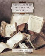 Personal Memoirs of U.S. Grant by Ulysses S. Grant