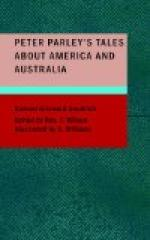 Peter Parley's Tales About America and Australia by