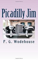 Picadilly Jim by Wodehouse, P. G.