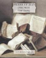 Pierre et Jean by Guy De Maupassant