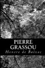 Pierre Grassou by Honoré de Balzac