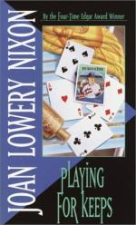 Playing for Keeps by Joan Lowery Nixon