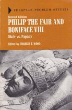 Pope Boniface VIII by