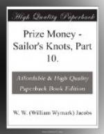 Prize Money by W. W. Jacobs