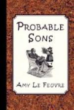 Probable Sons by
