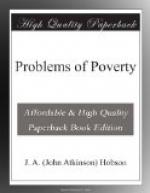 Problems of Poverty by John A. Hobson