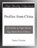 Profiles from China by