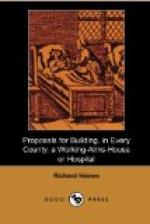 Proposals for Building, In Every County, A Working-Alms-House or Hospital by