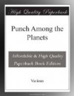 Punch Among the Planets by
