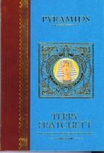 Pyramids: The Book of Going Forth by Terry Pratchett