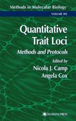 Quantitative trait locus by