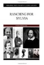 Ranching for Sylvia by