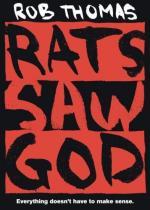 Rats Saw God by Rob Thomas