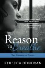 Reason to Breathe: The Breathing Series by Rebecca Donovan