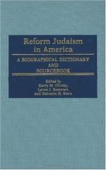 Reform Judaism by