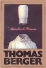 Reinhart's Women by Thomas Berger