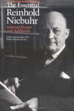 Reinhold Niebuhr by