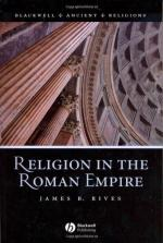 Religion in ancient Rome by