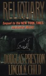 Reliquary by Douglas Preston
