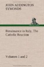 Renaissance in Italy, Volumes 1 and 2 by John Addington Symonds