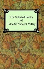 Renascence BookRags by Edna St. Vincent Millay