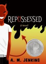 Repossessed by A. M. Jenkins