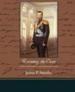 Rescuing the Czar by