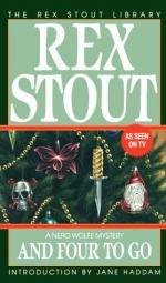 Rex Stout by