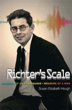 Richter magnitude scale by