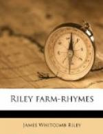 Riley Farm-Rhymes by James Whitcomb Riley
