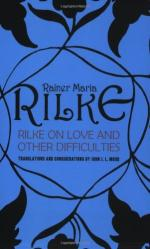 Rilke on Love and Other Difficulties, Translations and Considerations of Rainer Maria Rilke by Rainer Maria Rilke