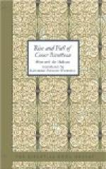 Rise and Fall of Cesar Birotteau by Honoré de Balzac
