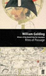 Rites of Passage Sea Trilogy by William Golding