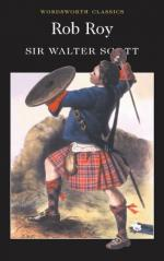 Rob Roy (novel) by Walter Scott